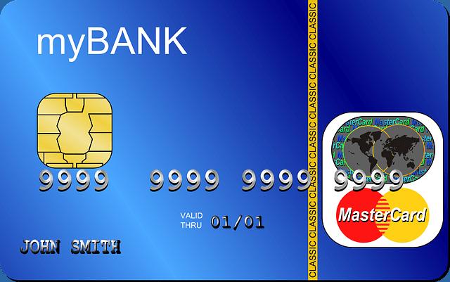 Carte MasterCard